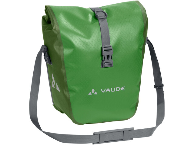 VAUDE Aqua Front Sidetaske, parrot green